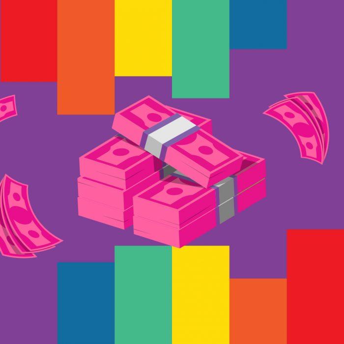 Quanto o trabalho de influenciador representa na renda de creators LGBTQIA+ e em quais datas eles são mais procurados?