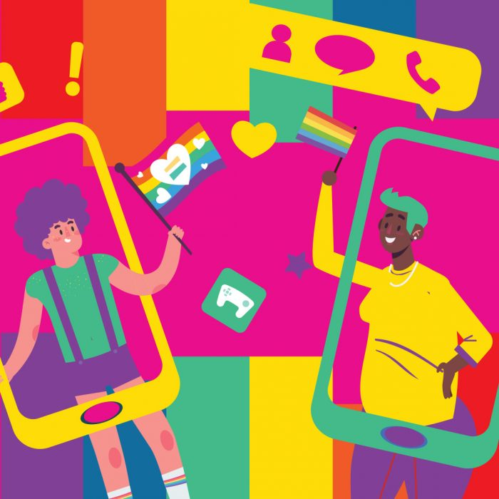 Os formatos de conteúdo mais usados por influenciadores digitais LGBTQIA+ no Brasil